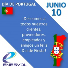 JUNE 10 – PORTUGAL DAY